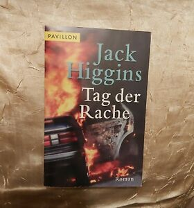 Taschenbuch - Tag der Rache- Jack Higgins - Pavillon