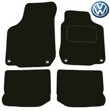 Vw Bora Tailored Deluxe Quality Car Mats 1998-2005 Saloon Estate 3dr 5dr