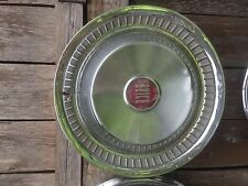 Vintage  Buick  Chrome Hub Cap Rat Rod Man Garage Wall art