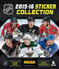 2015-16 Panini NHL Hockey Stickers Foils/Special Cards Included Pick From List