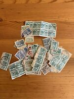 Pakistan Stamps On Paper - See Photos - Lot PAK300