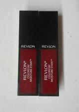 2 gloss lot REVLON COLORSTAY MOISTURE LIP STAIN 045 NEW YORK SCENE unsealed