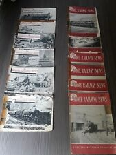 More details for vintage model railway news magazines 1949 complete year