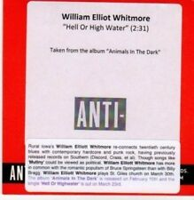 (BA96) William Elliot Whitmore, Hell or High Wat- DJ CD