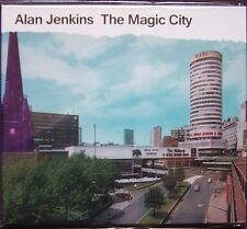 Alan Jenkins - The Magic City CD (ex Deep Freeze Mice, Thurston Lava Tube)