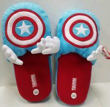 Ground Up international x Marvel Captain America Slippers  Small/Medium