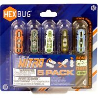 HEXBUG Nano Nitro 5-Pack **NEW**