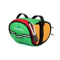 ROSWHEEL Waterproof Bike Saddle Bag Cycling Seat Pouch Bicycle Tail Rear Pannier