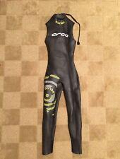 Orca Sonar Sleeveless Triathlon Wetsuit Men's Size Mt