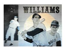 1992 Upper Deck Ted Williams Hologram #HH2 Card Nm-Mt