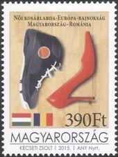 Hungría 2015 Para mujeres Europeo campeonatos/Deportes/Zapatos de baloncesto 1v (n45741)