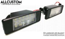 LIGHT LUCI TARGA LED LAMPADA LAMPADINA BIANCO LUCE XENON per NISSAN X-TRAIL JUKE
