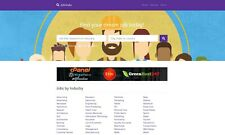 Job Search Engine website + Free Hosting and Installation
