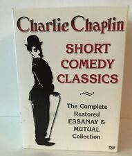 Charlie Chaplin Short Comedy Classics Complete Essanay & Mutual Collection