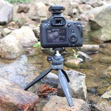Mini Trépied de table Détachable Tête de rotation pour appareil photo numérique