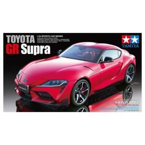 Tamiya 24351 1/24 Toyota GR Supra Plastic Model Kit Brand New
