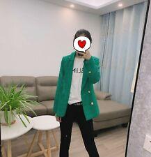 Sandro Tweed Tailored Jacket | Size S