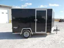 2020 Pace American  6X10' Enclosed Cargo Trailer V-nose, Side Door, Re