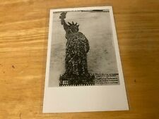 Camp Dodge Des Moines  IA PC HUMAN STATUE OF LIBERTY SEE BELOW