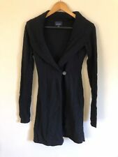 Witchery size small, long line, crossover, knit cardigan