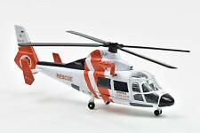 Miniature helicoptere Airbus Dauphin HH 65 a 1/48° New ray