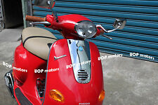 【UOP】CHROME HORN COVER for PIAGGIO VESPA ET2 ET4 SCOOTER