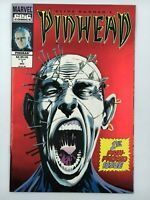 Pinhead  #1 (1993) MARVEL Embossed Red Foil Cover