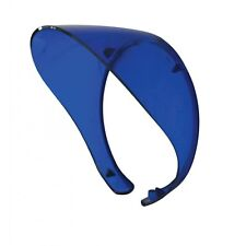 Visor For Peep Mirror BLUE   Chevy Ford Olds Buick Dodge Pontiac Cadillac
