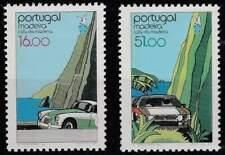 Portugal Madeira postfris 1984 MNH 91-92 - Auto Ralley