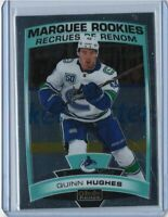 19/20 OPC Platinum Rookie #190 Quinn Hughes RC [Vancouver Canucks]