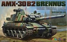 Tiger Model 1/35 4604 French Army AMX-30 B2 BRENNUS Main Battle Tank (1966-2006)