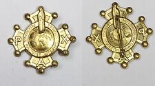 Médaille de marche_035_Pélérinage militaire de Lourdes PAX