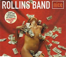 Rollins Band ‎CD Nice - Promo - Germany (EX/EX)