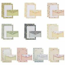 Stationery Letter Envelope Set Writing Paper Cute Designer Variety Stationary