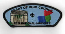 2017 National Scout Jamboree Heart of Ohio Council HAD JSP [NJ495]