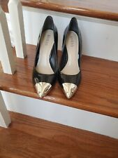 Guess shoes Size 9.5, Black,/ Red/