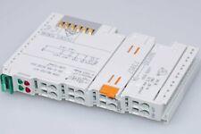 WAGO 750-477   2-Kanal  Analogeingangsklemme 0-10V 16-Bit Differenzeingang