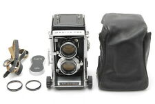 Near MINT MAMIYA C33 PRO with Case + SEKOR 105mm F3.5 TLR camera from Japan