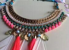 Diva @ Miss Selfridge Beautiful Festival necklace Chain BNWT!