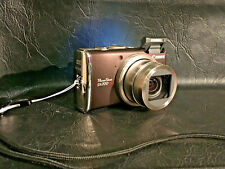 CANON POWERSHOT SX200IS 12.1MP DIGITAL CAMERA EXCELLENT NR MINT HDMI OUT JAPAN