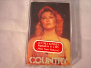 Contemporary Country The Mid 70's Cassette New Sealed