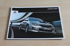 108984) Subaru Impreza WRX STi Prospekt 01/2012