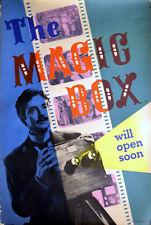 MAGIC BOX 1951 Robert Donat, John Boulting CAMERA UK 20x30 POSTER