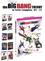 THE BIG BANG THEORY - LA SERIE TV COMPLETA 01 - 11 (34 DVD) SERIE TV ITALIA