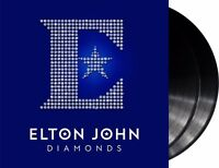 "Elton John ""diamonds - the ultimate greatest hits"" 180g Vinyl 2LP + MP3 NEU 2017"