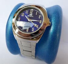 Orologio watch Breil solo tempo mai indossato con datario stainless steel montre