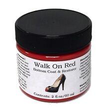 Angelus Walk on Red Shoe Bottom Coat & Restorer