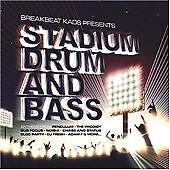 Stadium Drum 'n' Bass (2008) 2 cd 20 TRACKS - New & sealed