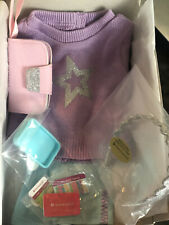 New ListingAmerican Girl Truly Me Accessories New in Box