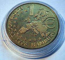 1 Euro 1998 Probe - Europawoche in Hamburg